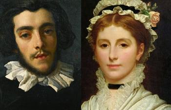 Какие шедевры оставила после себя супружеская пара художников викторианской эпохи: Чарльз и Кейт Перуджини