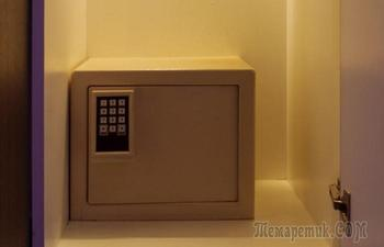 Где поставить сейф, чтобы его не нашли грабители: 11 практический идей