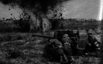 Британская противотанковая артиллерия во Второй мировой войне