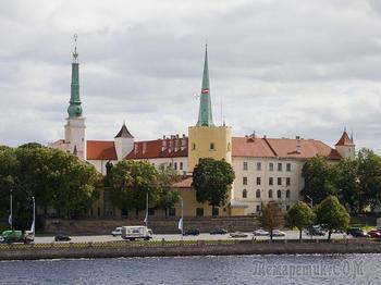 Латвия – страна, отметившая своё 100-летие. Часть 2. Рига – средневековый шарм латвийской столицы