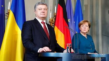 «Минск неприкосновенен»: немецкий ультиматум для Порошенко