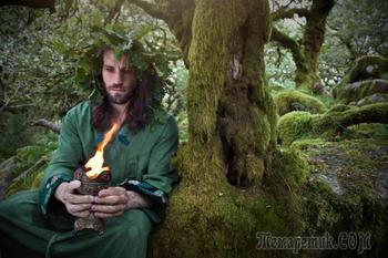 Друиды — кельтские жрецы и кудесники: легенды и археологические факты