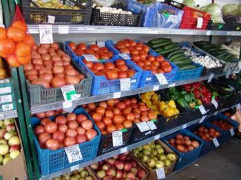 Овощи и фрукты: когда и что покупать