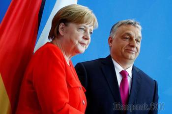 Прорыв железного занавеса: что отмечали Меркель и Орбан