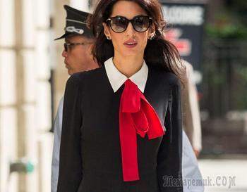 Лучшие образы Амаль Клуни
