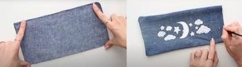Оригинальные переделки из простых джинсов
