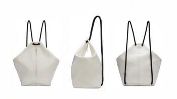 Модный рюкзак из экокожи