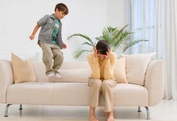 Неуправляемый ребенок