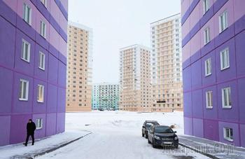 Названы лучшие города России для заработка на жилье