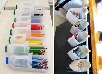 Идеи применения старых пластиковых бутылок