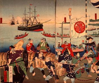 Удивительная история последнего самурая