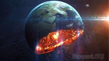 Может ли мощное землетрясение разрушить нашу планету?