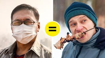 Причины, почему необходимо есть меньше мяса