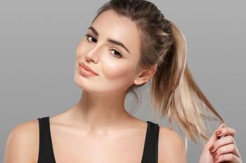 Как привести в порядок волосы, если нет воды