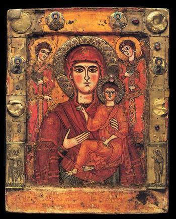 Икона Грузинской Божьей Матери: описание, история и молитва. Храм Грузинской иконы Божией Матери