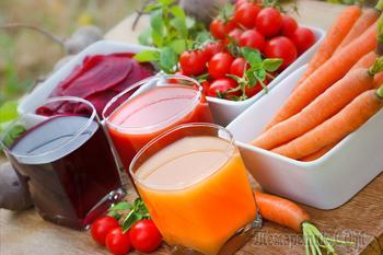 Овощные и фруктовые соки для стройного тела: польза и вред, рецепты, советы