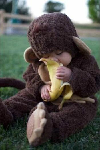 Забавные фотографии детей для поднятия настроения