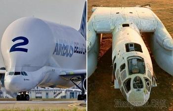 10 самолетов XX века, при взгляде на которые становится ясно, откуда пошли рассказы про НЛО