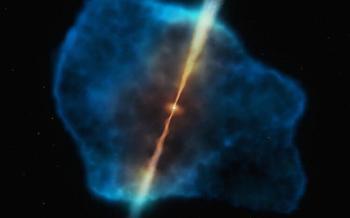 Как определить скорость вращения чёрной дыры в центре Млечного Пути?