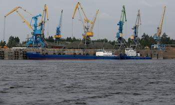 """Уходим, """"хлопнув дверью"""": Россия навсегда покинет порты прибалтики"""