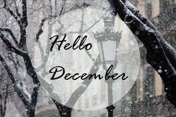 Декабрь. Бесснежные равнины (Стих)
