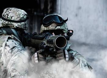 Проект боеприпаса MOAR для гранатомета Carl Gustaf (Швеция / США)