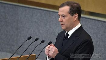 Медведев поручил разобраться с ценами на бензин