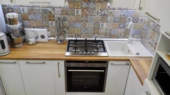 Кухня: 7 метров за пять недель