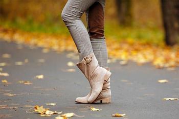 Как разносить обувь без мучений для ног
