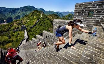 Развеяны популярные мифы о Великой Китайской стене