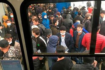 В России создадут систему для депортации инфицированных иностранцев
