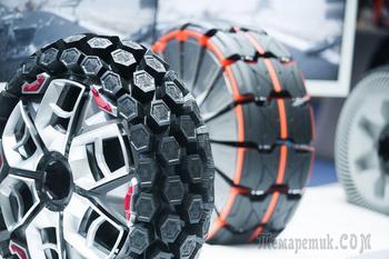От шланга до магнитной левитации: шинные инновации вчера и сегодня
