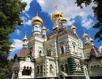 Киевские монастыри. Часть 7. Киево-Покровский женский монастырь