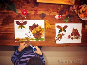 Легкие и быстрые поделки за 5 минут в школу, детский сад: идеи, мастер-классы, схемы