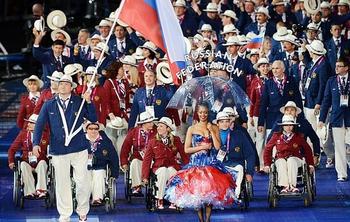 WADA и  МОК  не смогли унизить паралимпийцев  РФ: русские сорвали подлые планы