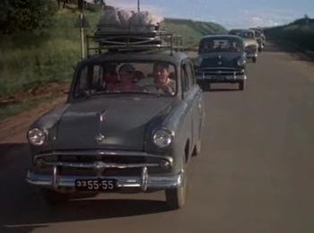 Советский автотуризм 60‑х годов: какой была дорога к морю для наших бабушек и дедушек
