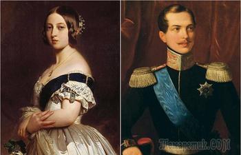 Как английская королева Виктория влюбилась в русского цесаревича Александра