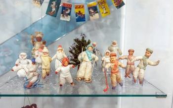 Из истории советских елочных игрушек