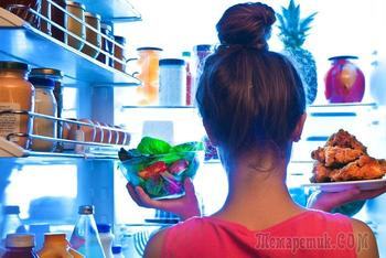 8 интерьерных решений, которые помогут уменьшить аппетит и не есть после шести