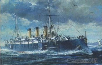 Врагу не сдается наш гордый...Рюрик: 7 кораблей, которые вступали в неравный бой
