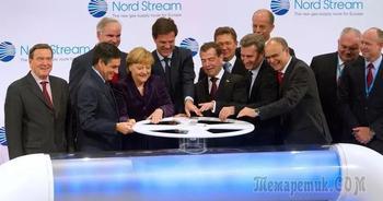 Сравнили тарифы и транзит газа через Украину, Польшу и Северный поток. Поняли почему Украина так сильно переживает.