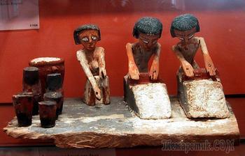 Кухня Древнего Египта: что ели фараоны