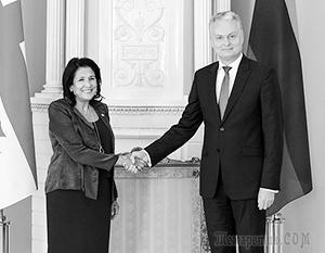 Грузия нашла обходной путь в Евросоюз