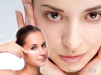 Крем от морщин вокруг глаз в домашних условиях