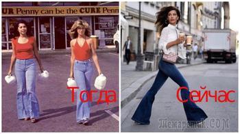 Грандиозные «камбэки», или Какие модные тренды 80-90-х годов вернулись к нам в нынешнем сезоне
