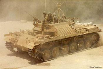 Израильские БТР на танковых шасси