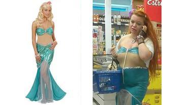 «И смех, и грех»: как выглядят в жизни популярные платья из интернета