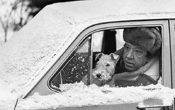 Легенда советской фотографии: Лев Шерстенников