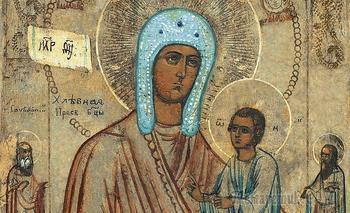 Об истории и чудесах образа Божией Матери «Хлебная»