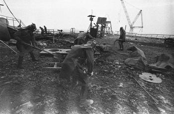 Чернобыльская авария 1986 года